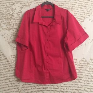 George Short Sleeve Button Down